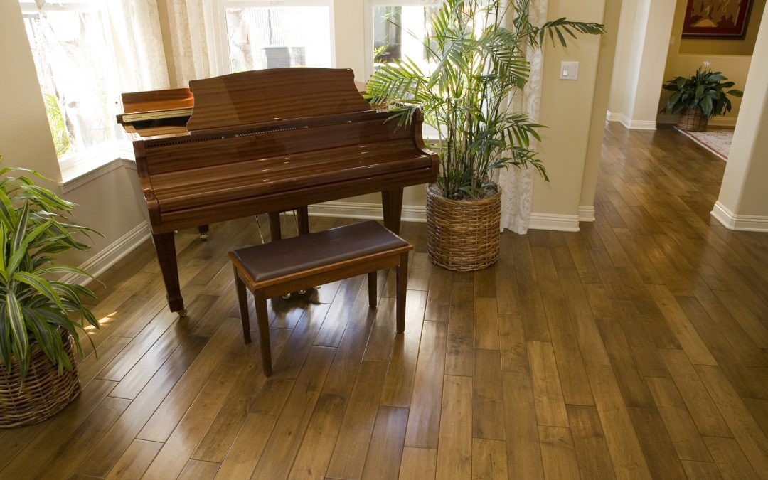 How to Move Piano on Hardwood Floor Without Scratching