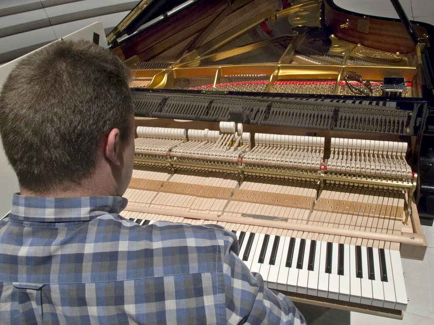 How to Tune Your Piano After Moving