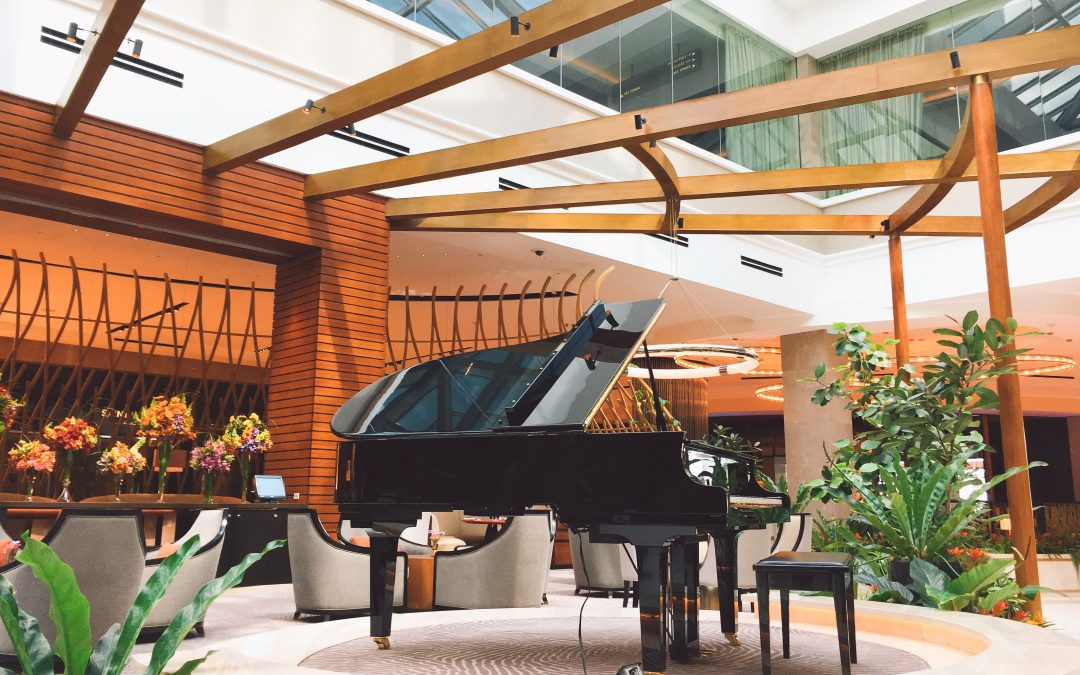Tips for Enhancing your Piano Room Décor