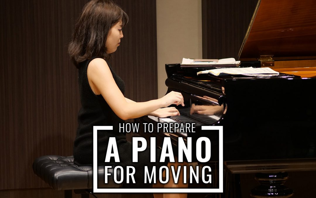 How To Prepare a Piano for Moving