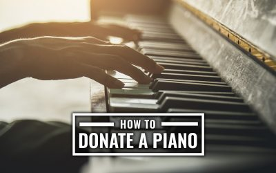 How to Donate a Piano