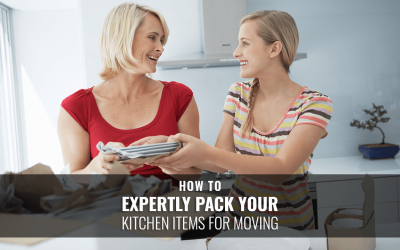 How to Expertly Pack Your Kitchen Items for Moving