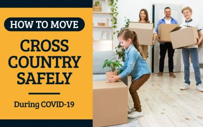 How To Move Cross-Country Safely During COVID-19