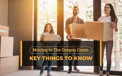 Moving to The Oregon Coast: Key Things to Know