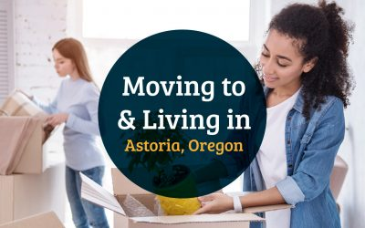 Moving to & Living in Astoria, Oregon