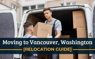 Moving to Vancouver, Washington: Your Relocation Guide