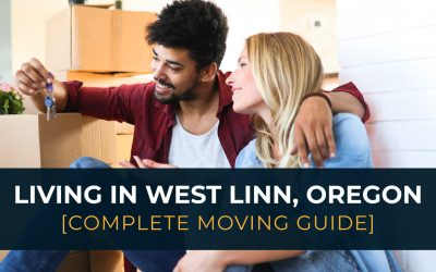 Living in West Linn, Oregon [Complete Moving Guide]