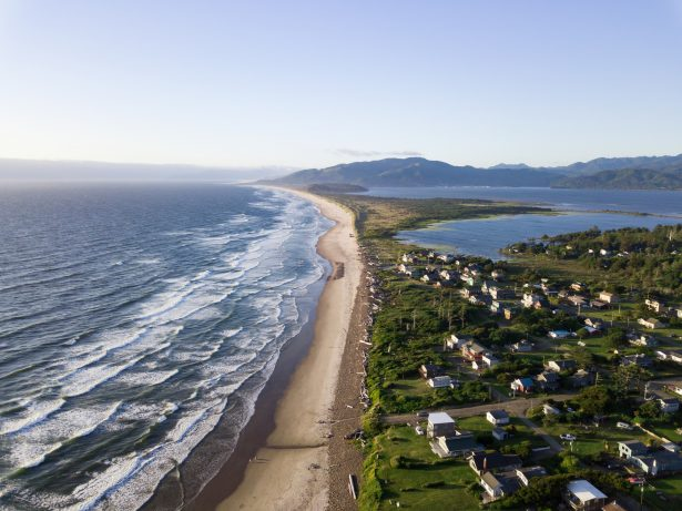 View of Tillamook Bay   What It's Like Living in Tillamook, Oregon [Moving Guide]