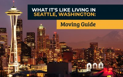 Moving To Seattle, Washington: Relocation Guide